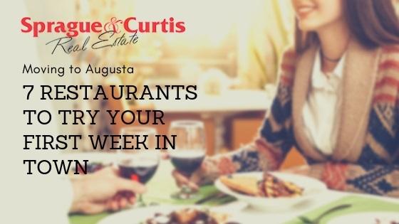 Moving To Augusta Maine 7 Restaurants